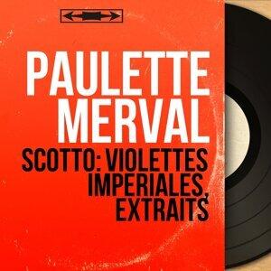 Paulette Merval 歌手頭像