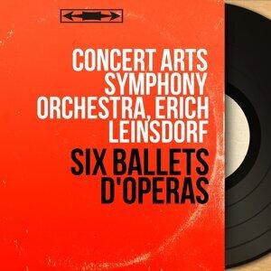 Concert Arts Symphony Orchestra, Erich Leinsdorf 歌手頭像