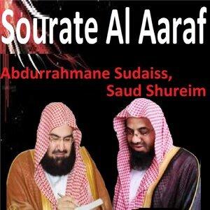 Abdurrahmane Sudaiss, Saud Shureim 歌手頭像