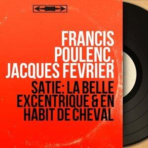 Francis Poulenc, Jacques Février 歌手頭像
