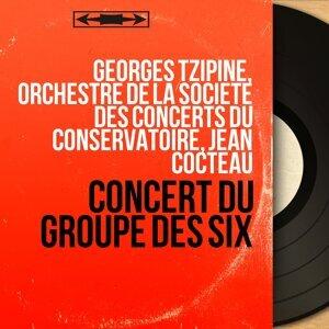 Georges Tzipine, Orchestre de la Société des Concerts du Conservatoire, Jean Cocteau 歌手頭像