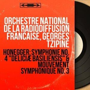 Orchestre national de la Radiodiffusion française, Georges Tzipine 歌手頭像