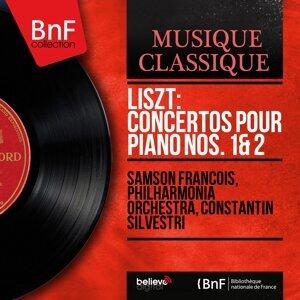 Samson François, Philharmonia Orchestra, Constantin Silvestri アーティスト写真