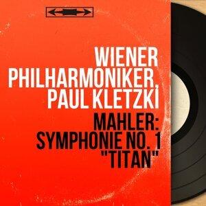 Wiener Philharmoniker, Paul Kletzki アーティスト写真