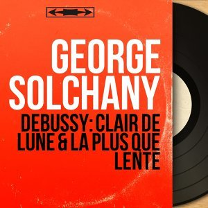 George Solchany アーティスト写真