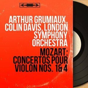 Arthur Grumiaux, Colin Davis, London Symphony Orchestra 歌手頭像