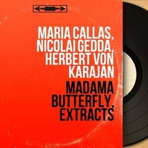 Maria Callas, Nicolai Gedda, Herbert von Karajan アーティスト写真