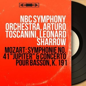 NBC Symphony Orchestra, Arturo Toscanini, Leonard Sharrow 歌手頭像