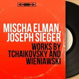 Mischa Elman, Joseph Sieger 歌手頭像