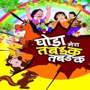 Bharati Nyayadhish, Kalyani Lokhande, Rachita Talwar, Rucha Maslekar, Meghna Deshmukh アーティスト写真