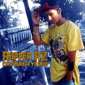Rapper RZ アーティスト写真
