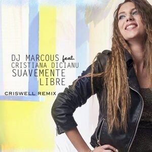 DJ Marcous アーティスト写真