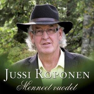 Jussi Roponen アーティスト写真