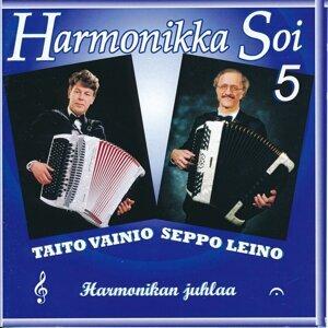 Taito Vainio, Seppo Leino 歌手頭像