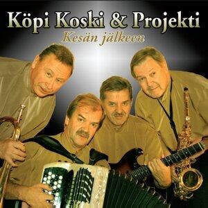Köpi Koski, Projekti 歌手頭像