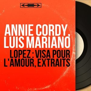 Annie Cordy, Luis Mariano アーティスト写真