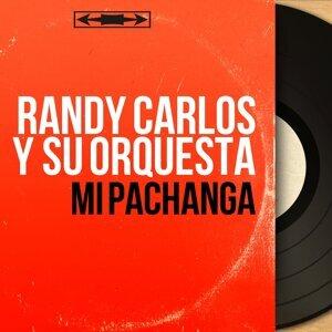 Randy Carlos y su orquesta アーティスト写真