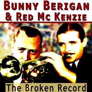 Bunny Berigan, Red McKenzie アーティスト写真