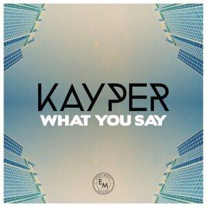 Kayper 歌手頭像