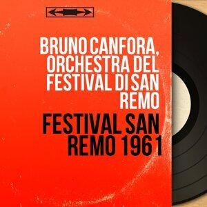 Bruno Canfora, Orchestra del festival di San Remo 歌手頭像