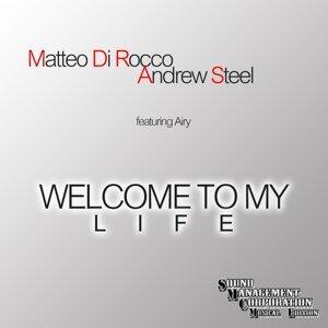 Matteo Di Rocco, Andrew Steel 歌手頭像