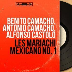 Benito Camacho, Antonio Camacho, Alfonso Castolo 歌手頭像