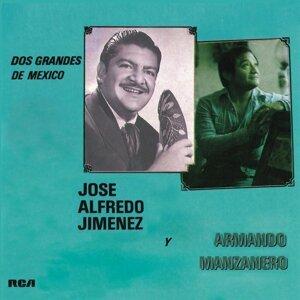 José Alfredo Jimenez y Armando Manzanero 歌手頭像