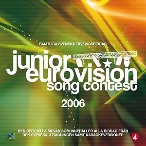 Junior Eurovision Song Contest 2006 歌手頭像