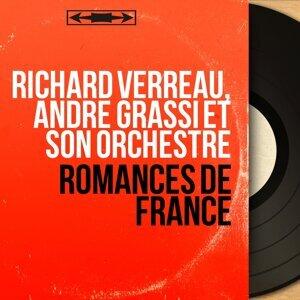 Richard Verreau, André Grassi et son orchestre アーティスト写真