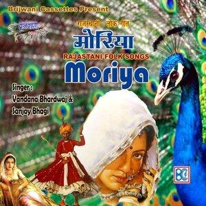 Sanjay Bhagi, Vandana Bhardwaj 歌手頭像
