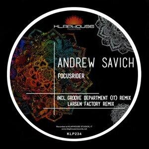 Andrew Savich 歌手頭像