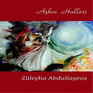 Züleykha Abdullayeva アーティスト写真