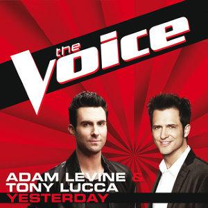 Adam Levine & Tony Lucca 歌手頭像