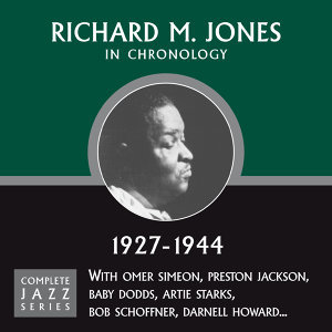 Richard M. Jones 歌手頭像