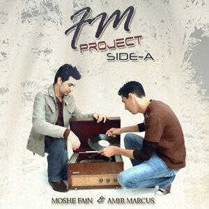 """""""FM Project"""" 歌手頭像"""