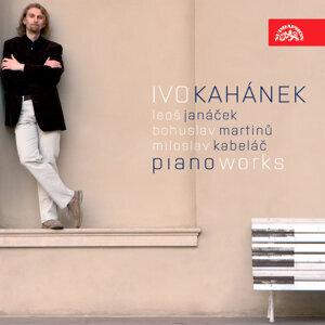 Ivo Kahanek 歌手頭像