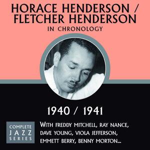 Horace Henderson & Fletcher Henderson アーティスト写真