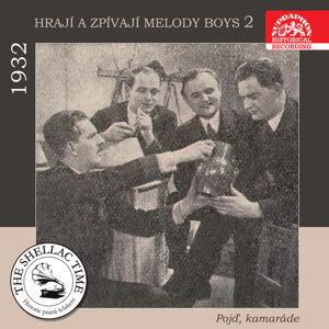 R. A. Dvorský a jeho Melody Boys アーティスト写真