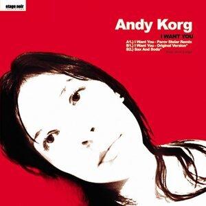 Andy Korg 歌手頭像