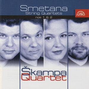 Skampa Quartet 歌手頭像