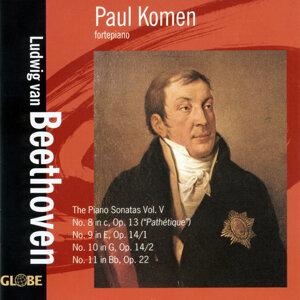 Paul Komen 歌手頭像