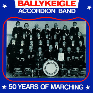 Ballykeigle Accordion Band アーティスト写真