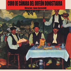 Coro de Cámara del Orfeón Donostiarra 歌手頭像