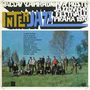 Václav Zahradník a hosté jazzového festivalu Praha 1970 歌手頭像