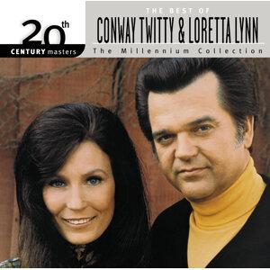 Loretta Lynn & Conway Twitty 歌手頭像