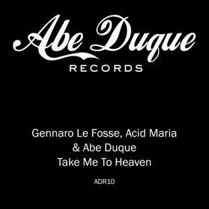 Abe Duque & Gennaro Le Fosse & Acid Maria アーティスト写真