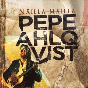 Pepe Ahlqvist 歌手頭像