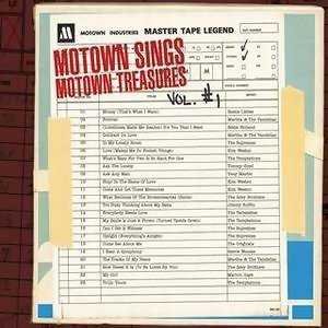 Motown Sings Motown Treasures 歌手頭像