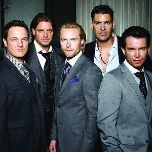 Boyzone (男孩特區合唱團) 歌手頭像