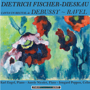 Dietrich Fischer-Dieskau with Karl Engel and Aurele Nicolet and Irmgard Poppen 歌手頭像
